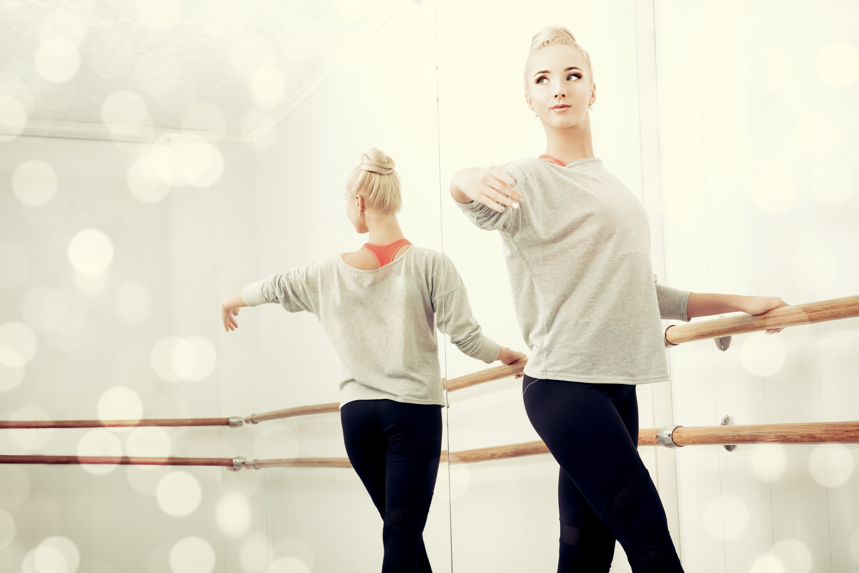 CAN BALLET IMPROVE MY HEALTH?