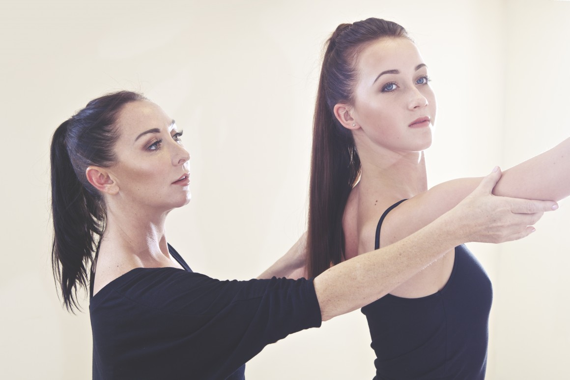 RACHEL WITHERS – BALLET INSTRUCTOR IN THE UK