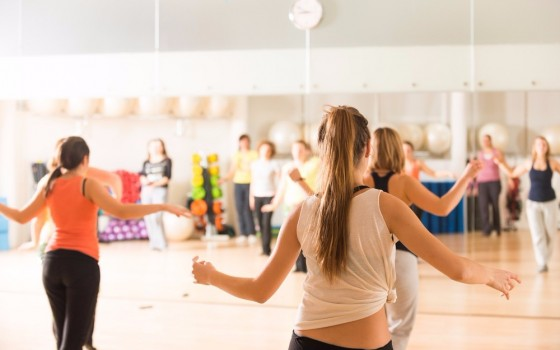 Stay Young Classes - For Women wanting a fitness class with a dance feel