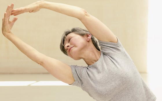 BALLET BENEFITS THE OLDER GENERATION TOO!