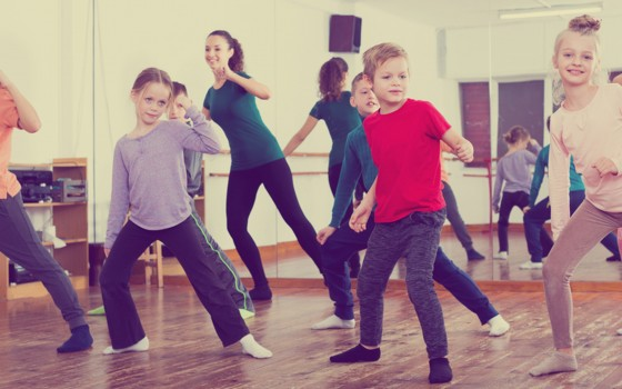 Start Young Classes - For Children aged 7 - 13 years