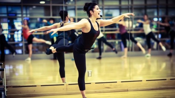I WANT TO GET FIT USING BALLET!