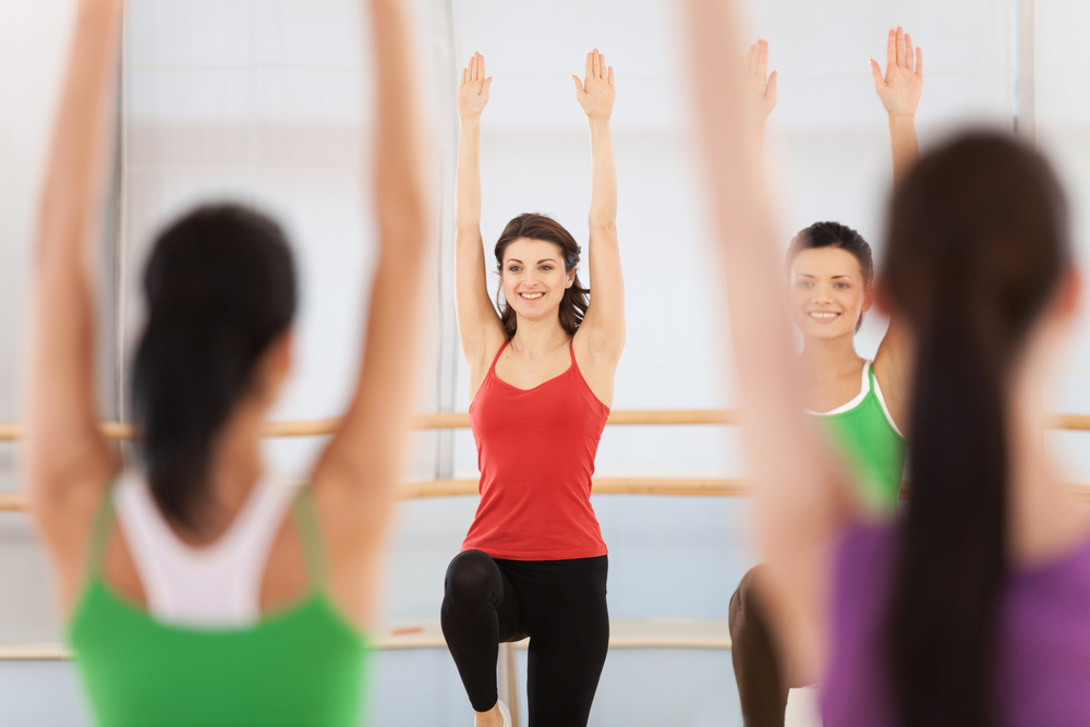 BUY OUR BALLET CLASS DVD ONLINE AND GET FIT EVERY DAY AT HOME