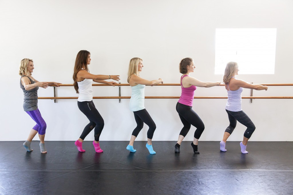 FIND OUT MORE ABOUT OUR BALLET WORKOUTS