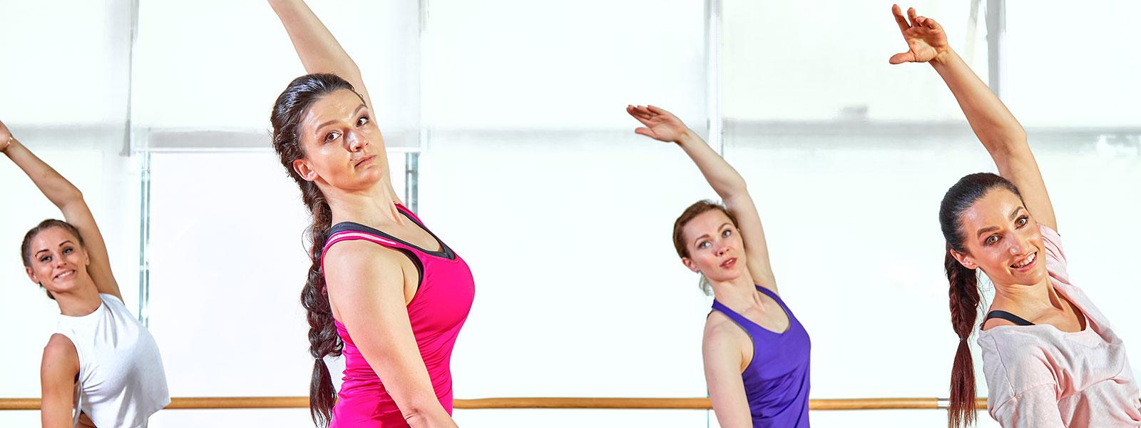 Find a BalletBeFit class